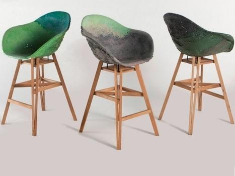 Maximum ou l'art de transformer les déchets industriels en mobilier | Aménagement des espaces de vie | Scoop.it