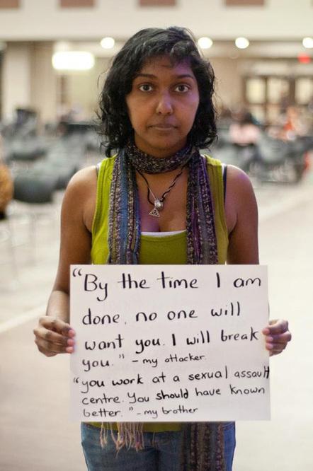 Mujeres abusadas sexualmente exponen las frases más crudas de sus atacantes (+Fotos) | Patria Grande | Feminismos al aire | Scoop.it