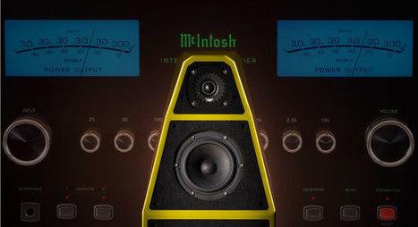 Wilson Audio & McIntosh : les stars de la Hi-Fi High End américaine en JPO à l'Espace de la technologie (Amboise) | ON-TopAudio | Scoop.it