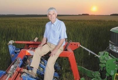 «Faire de l'agriculture bio, c'est adopter une attitude de confiance» | Créatifs culturels | Scoop.it