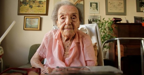 Oldest Known Holocaust Survivor, a Prison Camp Pianist, Dies at 110 | European History 1914-1955 | Scoop.it