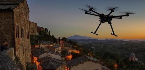 Bientôt des drones chargés de lutter contre la fraude fiscale ? | Drone | Scoop.it
