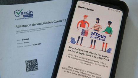 Usurpation d'identité, tentatives d'arnaque... ne postez pas votre certificat de vaccination sur les réseaux sociaux !