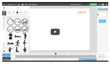 Wideo. Studio de création de vidéos d'animation pour tous | assistance outils internet-web | Scoop.it