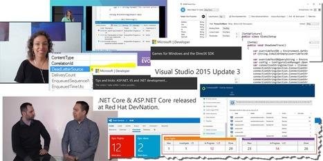 Visual Studio – Developer Top Ten for July 1st, 2016 - Dmitry Lyalin | Visual Studio ALM | Scoop.it