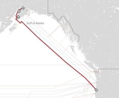 Localisez les câbles d'internet à travers le monde sur google Maps | Applications du Net | Scoop.it
