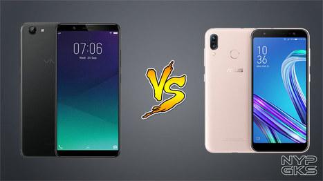 Vivo Y71 vs ASUS Zenfone Max M1: Specs Comparis