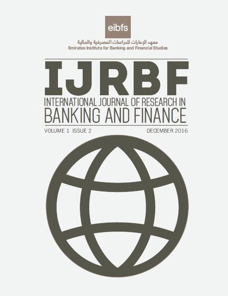 International Journal of Research in Banking and Finance (IJRBF), Volume 1, Issue 2 | finance | Scoop.it