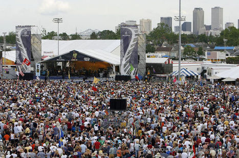 What Bruce Springsteen song do you want to hear at New Orleans Jazz Fest 2014 ? | Bruce Springsteen | Scoop.it
