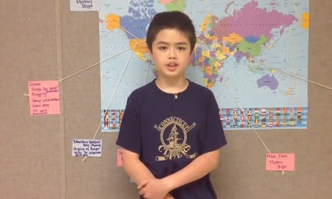 Global Connections: Students Reflect on Their Year of Learning in a Global Classroom | Go Learning | Scoop.it