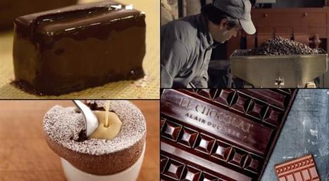 Michelin Starred Chefs Cook Chocolate in Many Ways   Food & chefs   Scoop.it
