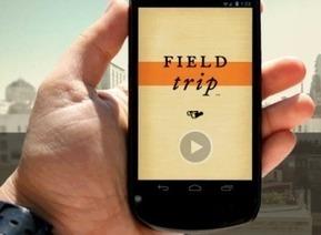 Field Trip, le guide touristique new genre | Astuces Vacances & News de Vendée | Scoop.it