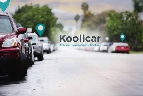 #Finance : Koolicar lève 2,6 millions d'euros auprès de la MAIF - Maddyness | service-en-plus | Scoop.it