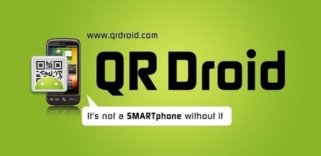 QR Droid - Android Apps on Google Play   Android Apps   Scoop.it