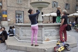 A day in the life of Urbino's town square.   Le Marche another Italy   Scoop.it
