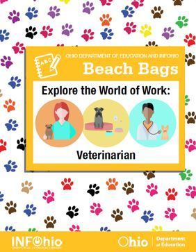 Beach Bag - Explore the World of Work: Veterinarian (2015) | Bags and Lesson Plans (INFOhio) | Scoop.it