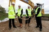 Construction starts on £450m Mersey Gateway