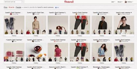 Soldes 2012 : Quand Pinterest Devient Acteur de Votre Visibilité (Partie 1)   WebZine E-Commerce &  E-Marketing - Alexandre Kuhn   Scoop.it