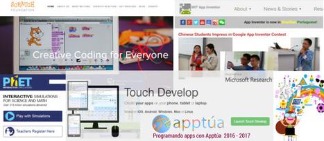 Aprender a programar en educación primaria - Apptúa | MECIX | Scoop.it