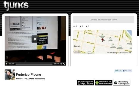 TJunks: Realiza checkins con videos en Foursquare - Dotpod | Foursquare y sus novedades | Scoop.it