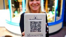 Monmouth: Begehbare Wikipedia-Stadt setzt auf QR-Codes | Connecting Cities | Scoop.it