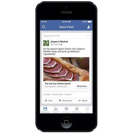 Facebook lance les Custom Audiences. Pour mieux mieux cibler les profils - #Arobasenet | Médias et réseaux sociaux | Scoop.it