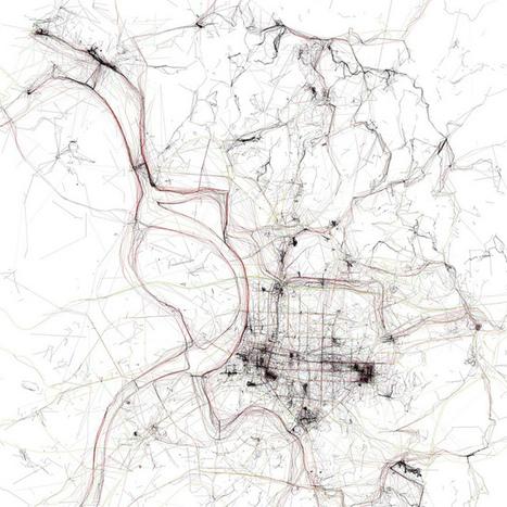 Mapmaker, Artist, or Programmer? | Geomobile | Scoop.it