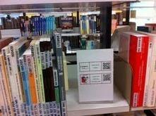 Médiation numérique : fin des QR codes en Bibliothèque? | QR Code en Bibliothèques | Scoop.it