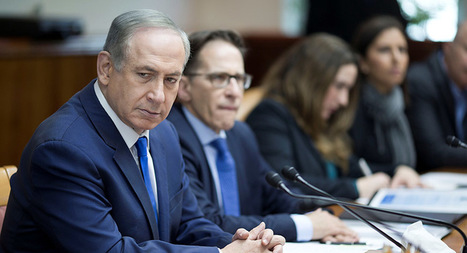 Did Netanyahu plot with his enemy? | Upsetment | Scoop.it