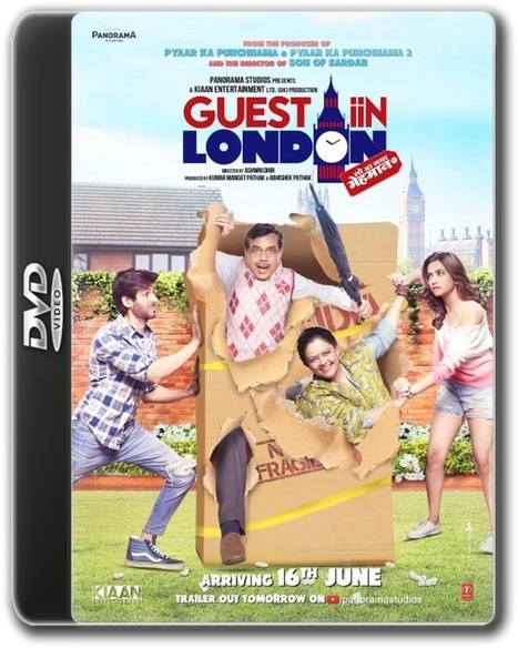 Guest Iin London 2015 telugu movie 720p