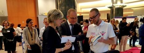 Twee dagen bij Generation Code in het Europees Parlement | trends in bibliotheken | Scoop.it