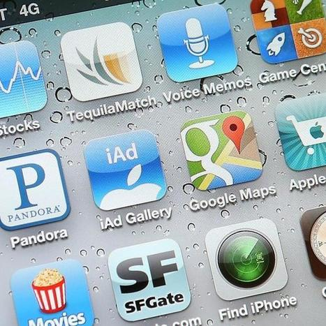 Mobile Apps Are the New Network TV, Without the Ad Dollars | screen seriality | Scoop.it