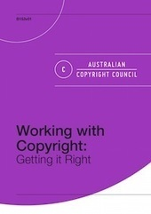 Item Detail - Working with Copyright: Getting it Right | Copyright news and views from around the world | Scoop.it