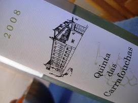 Quinta das Carrafouchas branco 2008 - all/about/wine   Carrafouchas   Scoop.it
