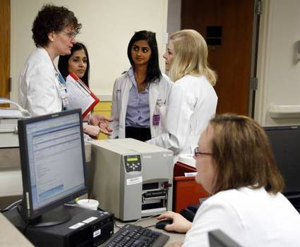 Thinly spread primary-care doctors face surge of patients from health law | Dallas-Fort Worth Business News - News for Dallas, Texas - The Dallas Morning News - The Dallas Morning News | Healthy Vision 2020 | Scoop.it