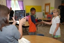 21 Reasons To Use Tablets In The 21st Century Classroom | Elementary Special Education | Scoop.it