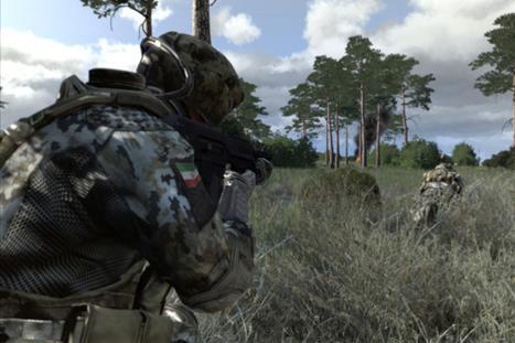 Defensa invierte medio millón de euros en la versión militar del videojuego 'ARMA2', me pido uno para Reyes. | One more thing | Scoop.it