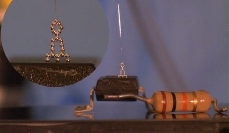 Move over plastics: Scientists demonstrate 3D printing with liquid metal | SiliconBeat | Made Different | Scoop.it