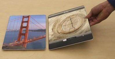 Design Studie zeigt: Neues iPad von Apple mit coolen Funktionen und Hologramm Spiele-Elementen   Zukunft des Lernens   Scoop.it