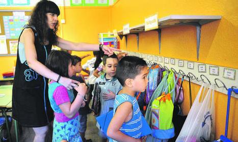 El nuevo curso educativo ofrecerá 2.350 plazas de P3