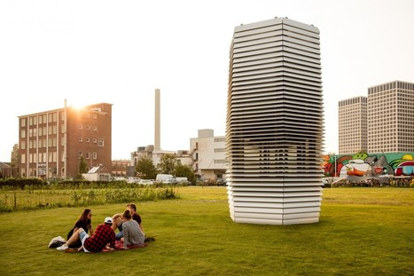La aspiradora urbana que limpia el aire y, de paso, fabrica joyas | Acción positiva: #Alternativas | Scoop.it