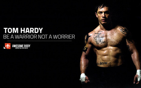 Tom Hardy Wallpaper HD | Be A Warrior | Free Motivation Wallpapers HD |  Bodybuilding Tips