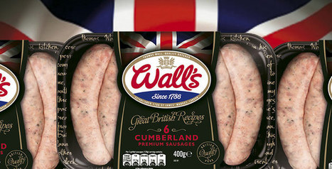 Wall's best of British bangers | Independent Retail News | Scoop.it