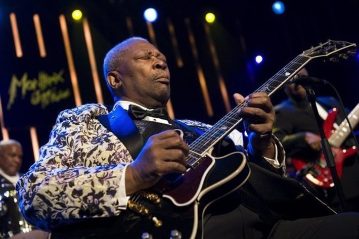 Four B.B. King songs to know before the blues legend's show at the Warner Theatre   The Washington Post   Kiosque du monde : Amériques   Scoop.it