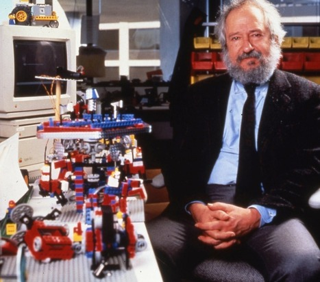Addio a Seymour Papert, papà del Logo e pioniere della tecnologia nell'educazione | Teaching and Learning English through Technology | Scoop.it
