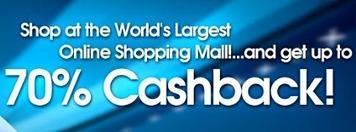FUN Shopping BIG Cashback   tsū   ONLINE NEWS   Scoop.it