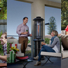 Outdoor Electric Heaters - BBQs and Outdoor