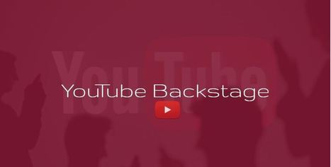 YouTube Backstage: Soon YouTube Will be Complete Social Network - Internetseekho | Latest Tech News and Tips | Scoop.it