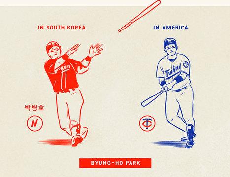 The great Korean bat flip mystery | Geography Education | Scoop.it