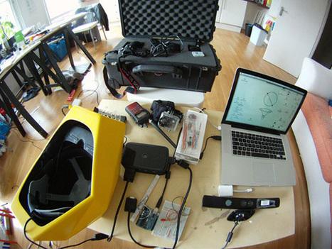 Un impresionante casco de realidad aumentada llamado Hyper(reality) « Nerdgasmo | Realidad aumentada | Scoop.it